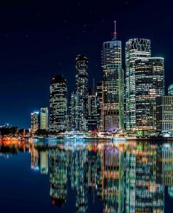 Nikon 14-24mm f2.8: (Best Nikon lens for Night City photography)