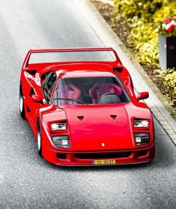 Canon 50mm F1.4: (best lens for car photography Canon)